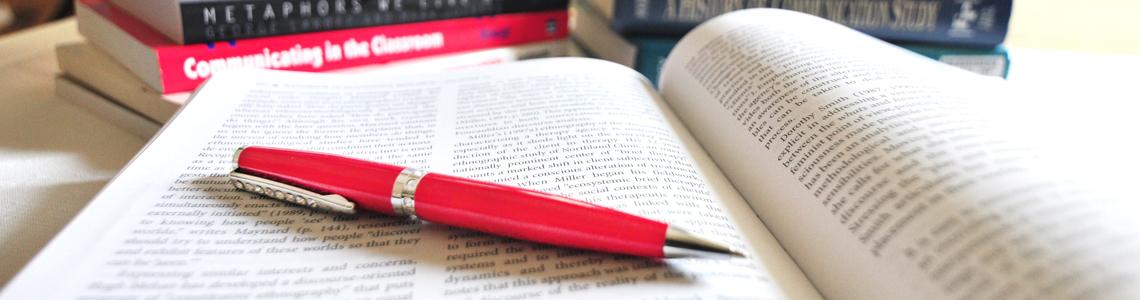 Malvini Redden Book and Pen Small
