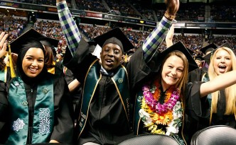 Sac State graduation